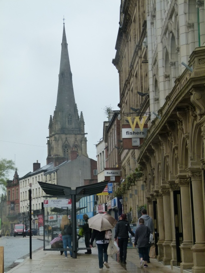 Fishergate and Church Street